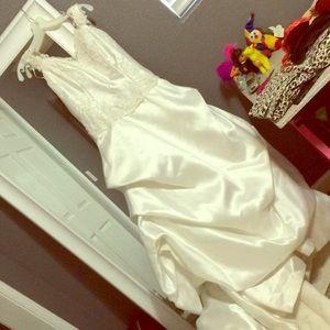 Mary's Wedding Dress